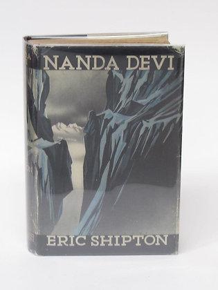 Shipton, Eric - NANDA DEVI