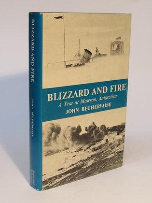 Bechervaise, John - BLIZZARD AND FIRE