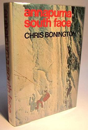 Bonington, Chris - ANNAPURNA SOUTH FACE