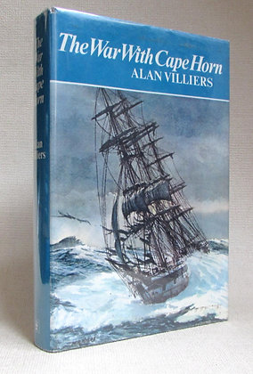 Villiers, Alan - THE WAR WITH CAPE HORN