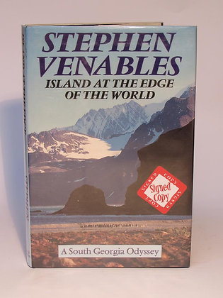 Venables, Stephen - ISLAND AT THE EDGE OF THE WORLD