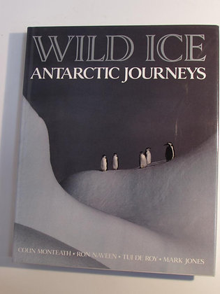 Monteath, Colin, Tui De Roy, Mark Jones and Ron Naveen - WILD ICE