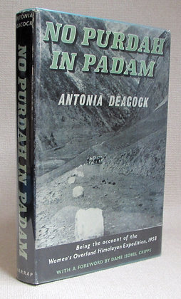 Deacock, Antonia - NO PURDAH IN PADAM