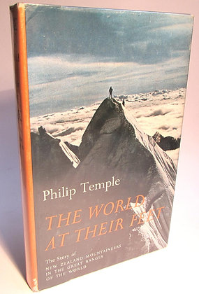 Temple, Philip - THE WORLD AT THEIR FEET