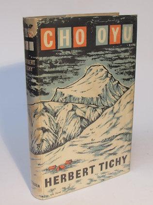 Tichy, Herbert. - CHO OYU