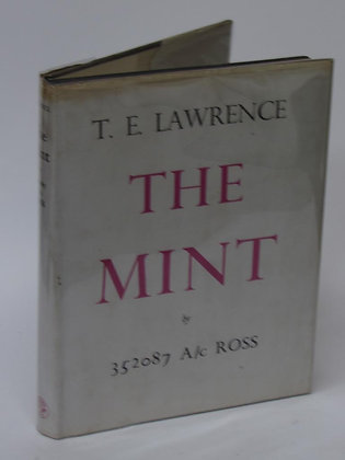 Lawrence, T.E.  - THE MINT