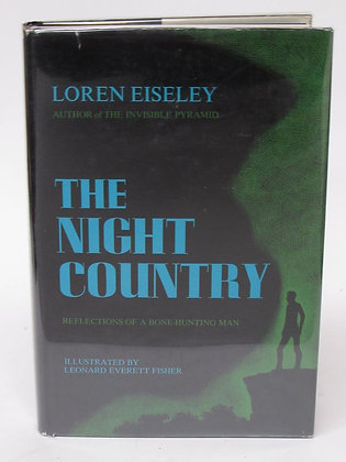 Eiseley, Loren - THE NIGHT COUNTRY