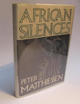 Matthiessen, Peter - AFRICAN SILENCES