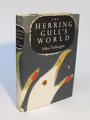 Tinbergen, Niko - THE HERRING GULL'S WORLD