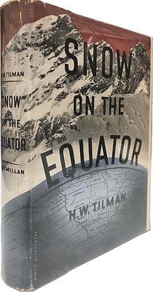 SNOW ON THE EQUATOR