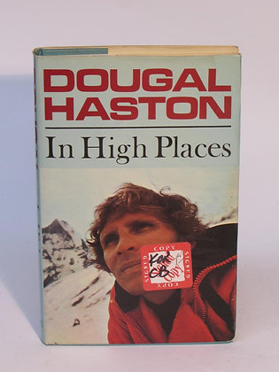 Haston, Dougal - IN HIGH PLACES