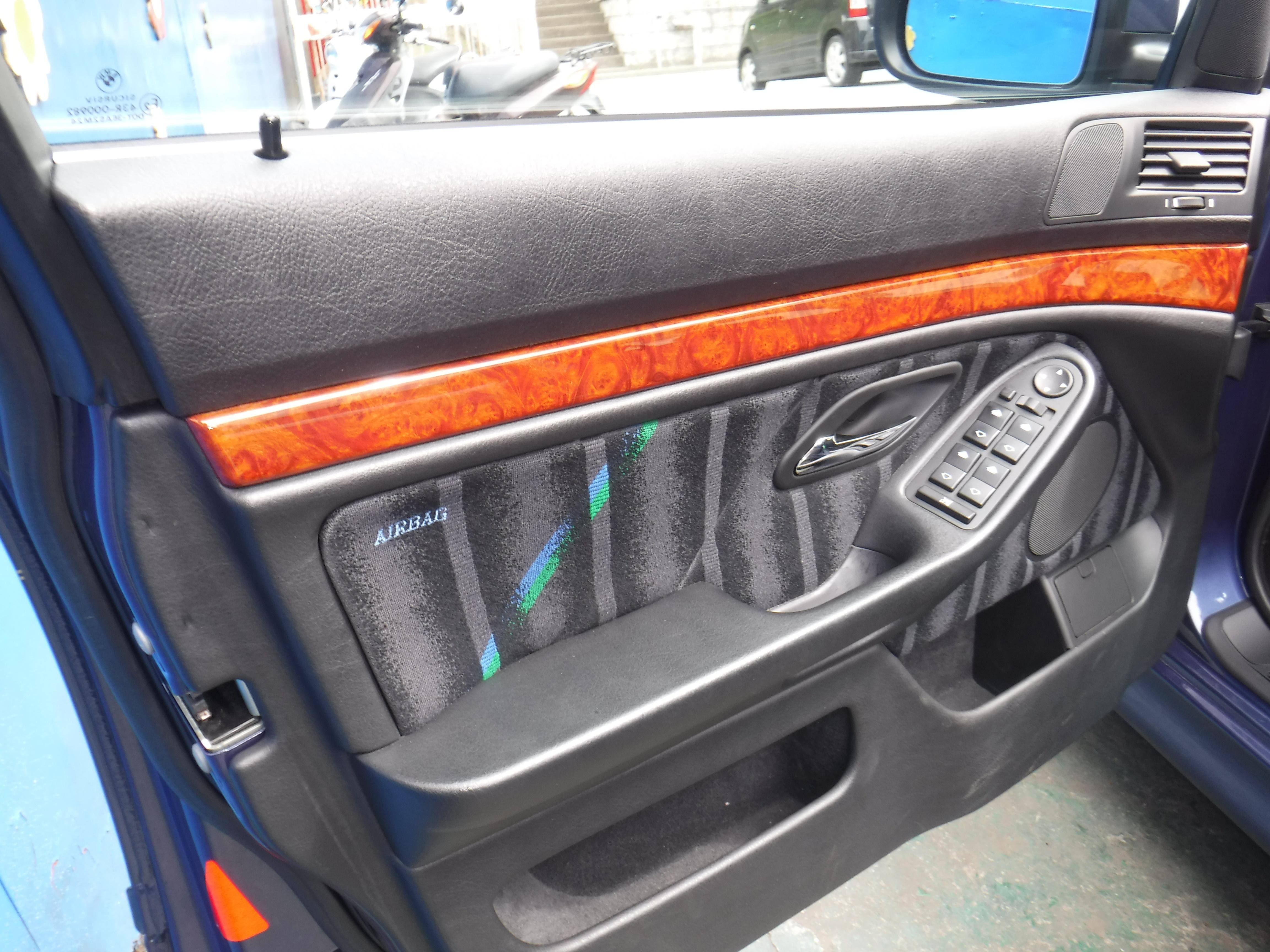 E39 B10 V8