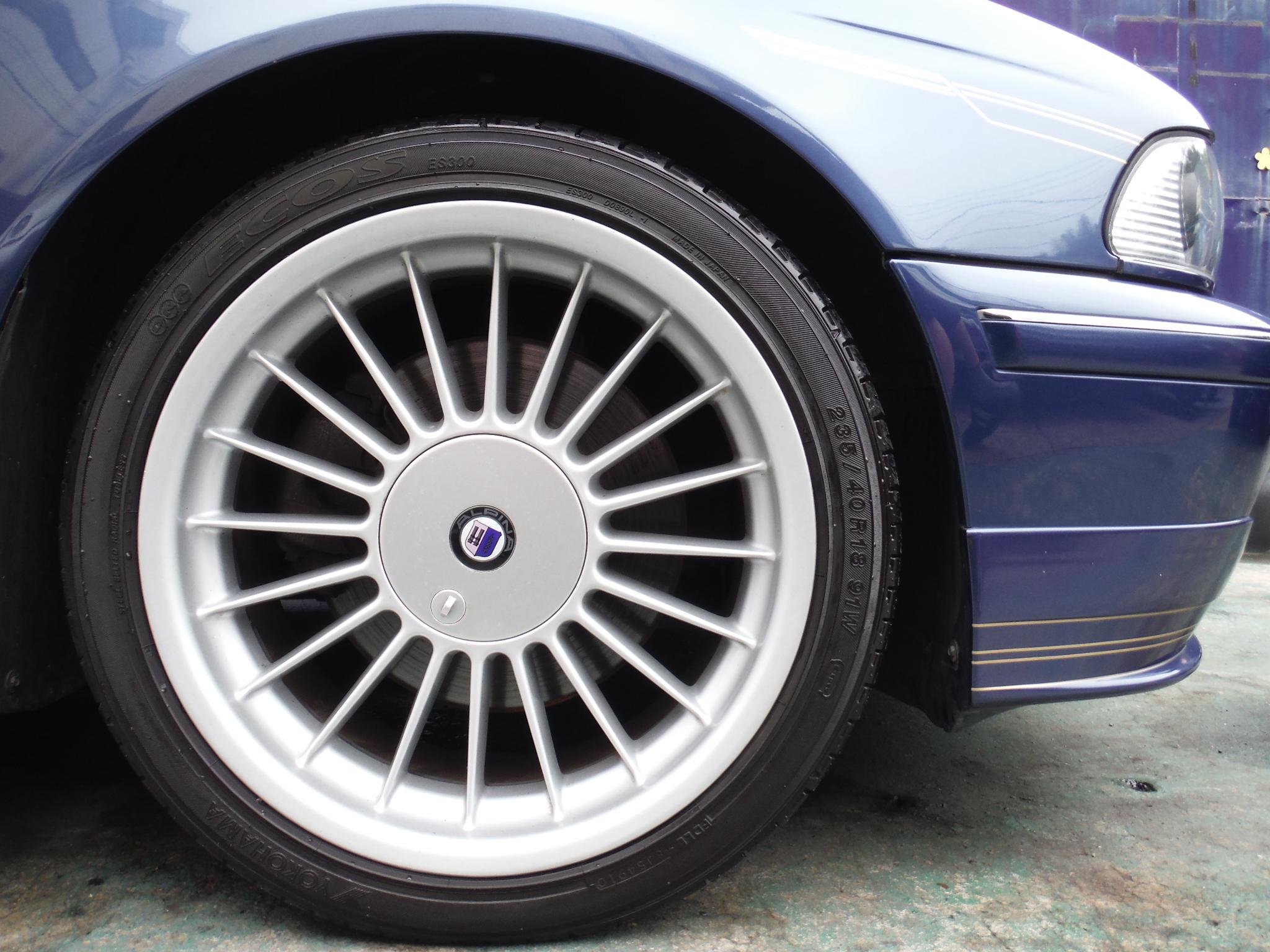 BMW ALPINA E39 B10 V810