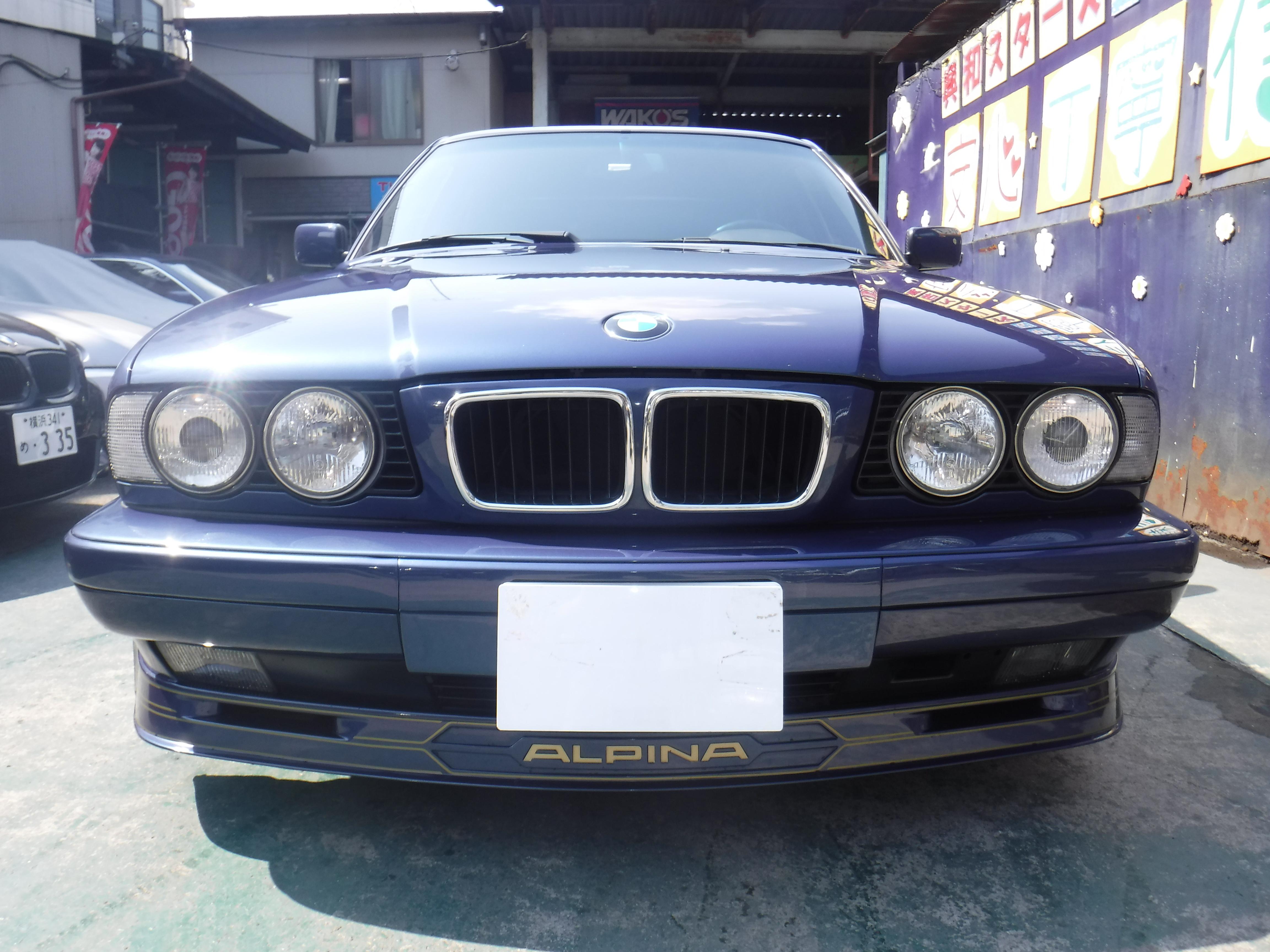 BMW ALPINA B10 4.6