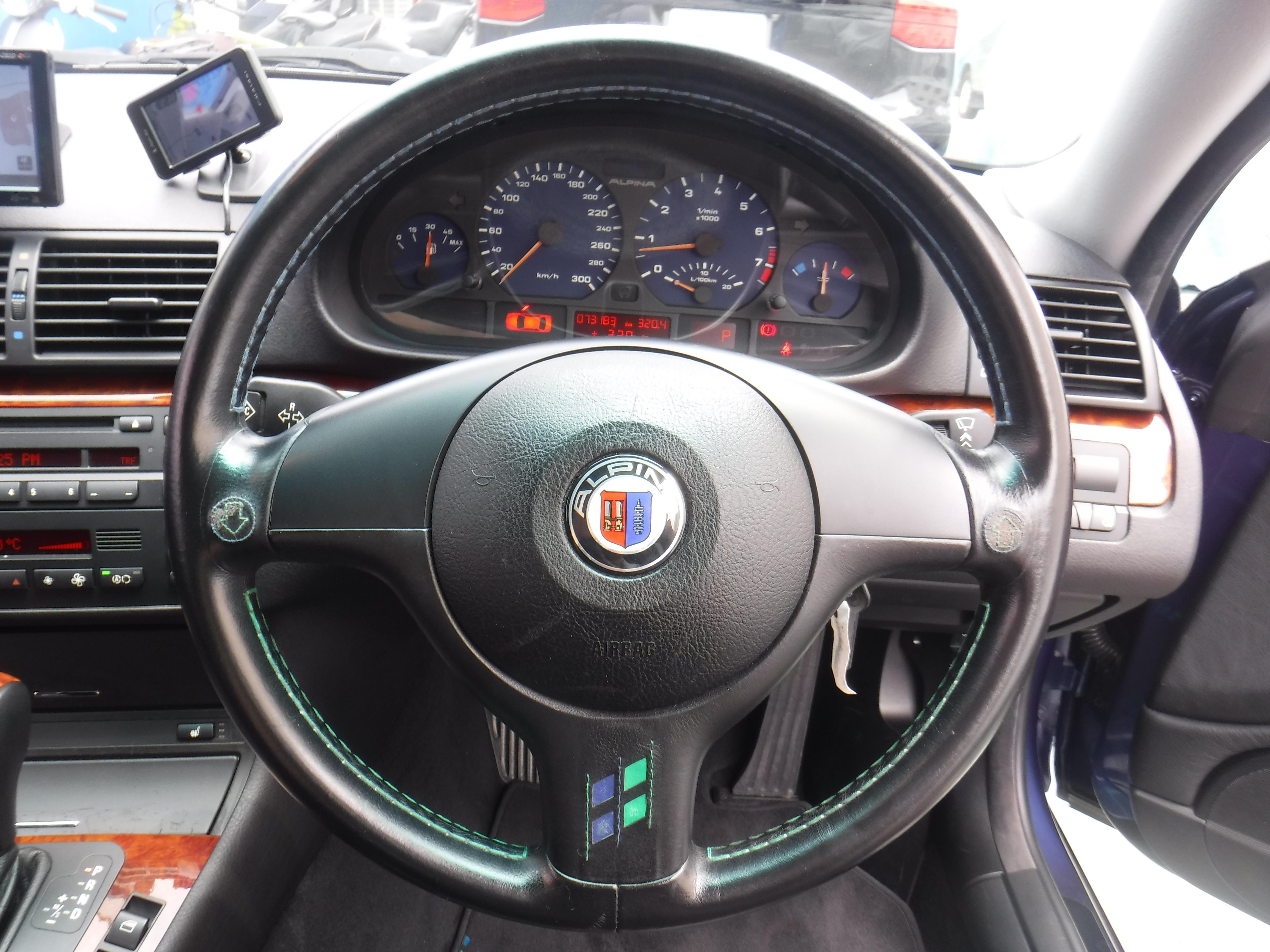 BMWアルピナ E46 B3クーペ828