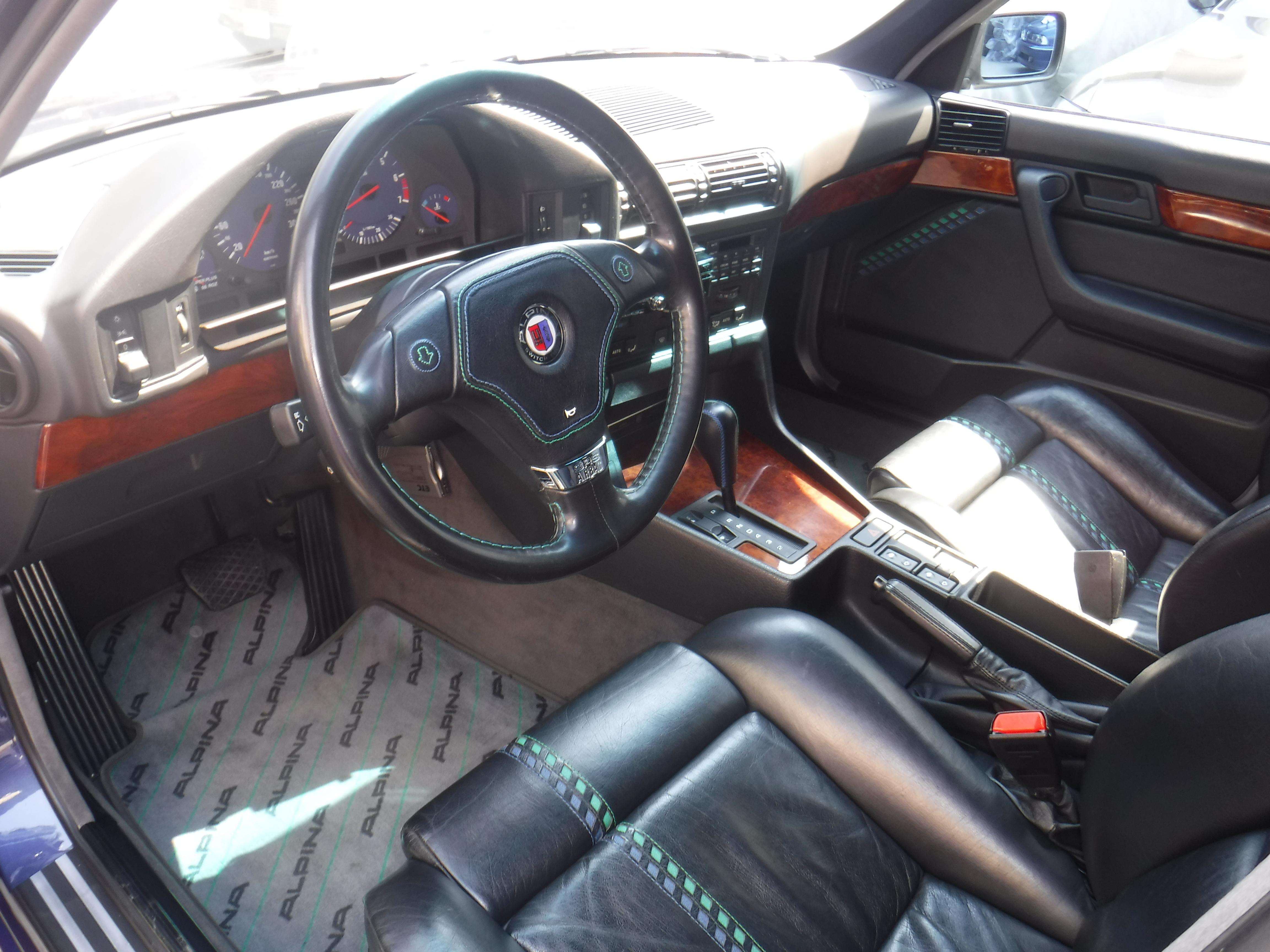 BMW ALPINA E34 B10 4.6