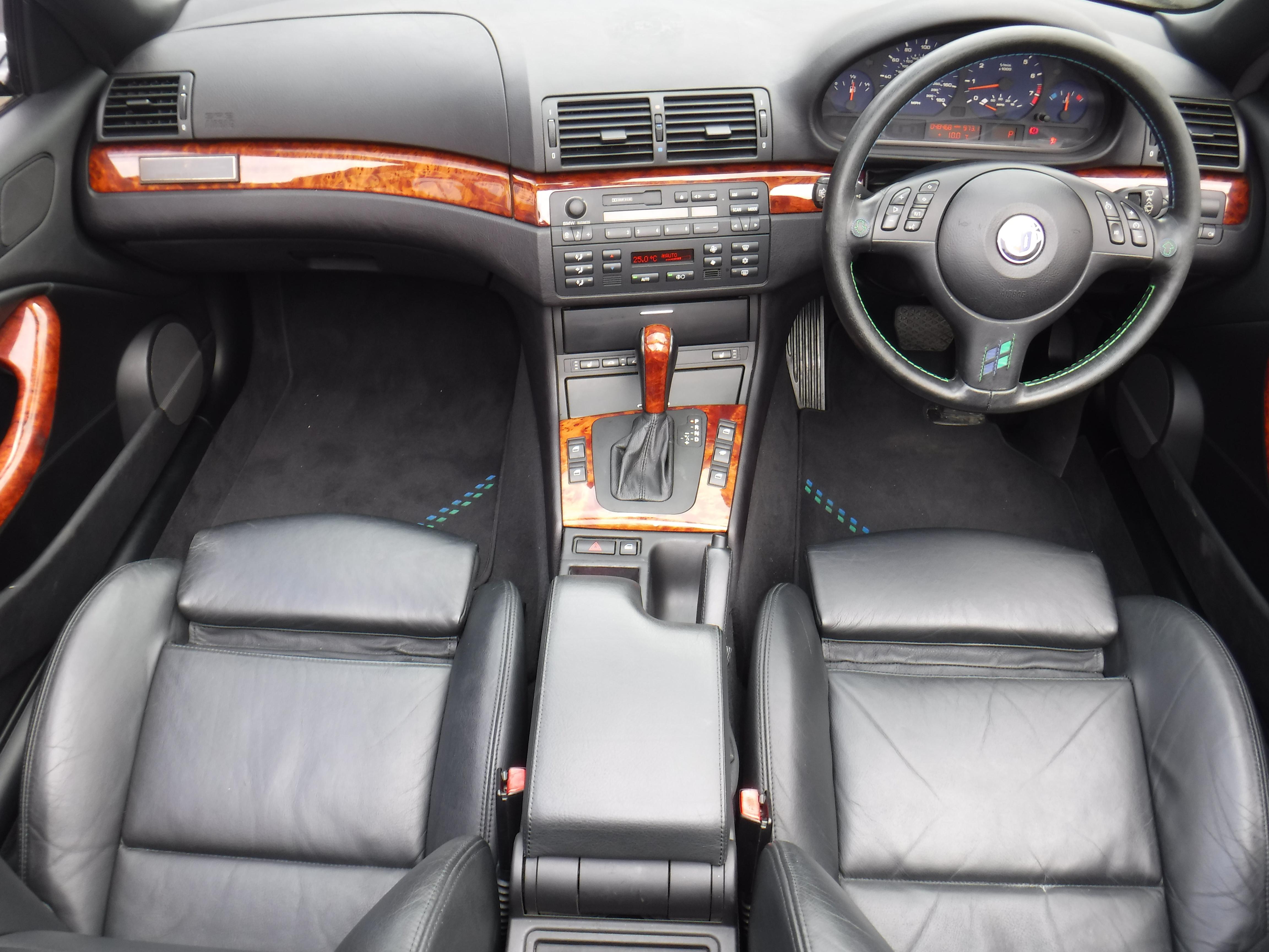 BMW ALPINA B3 Sカブリオ