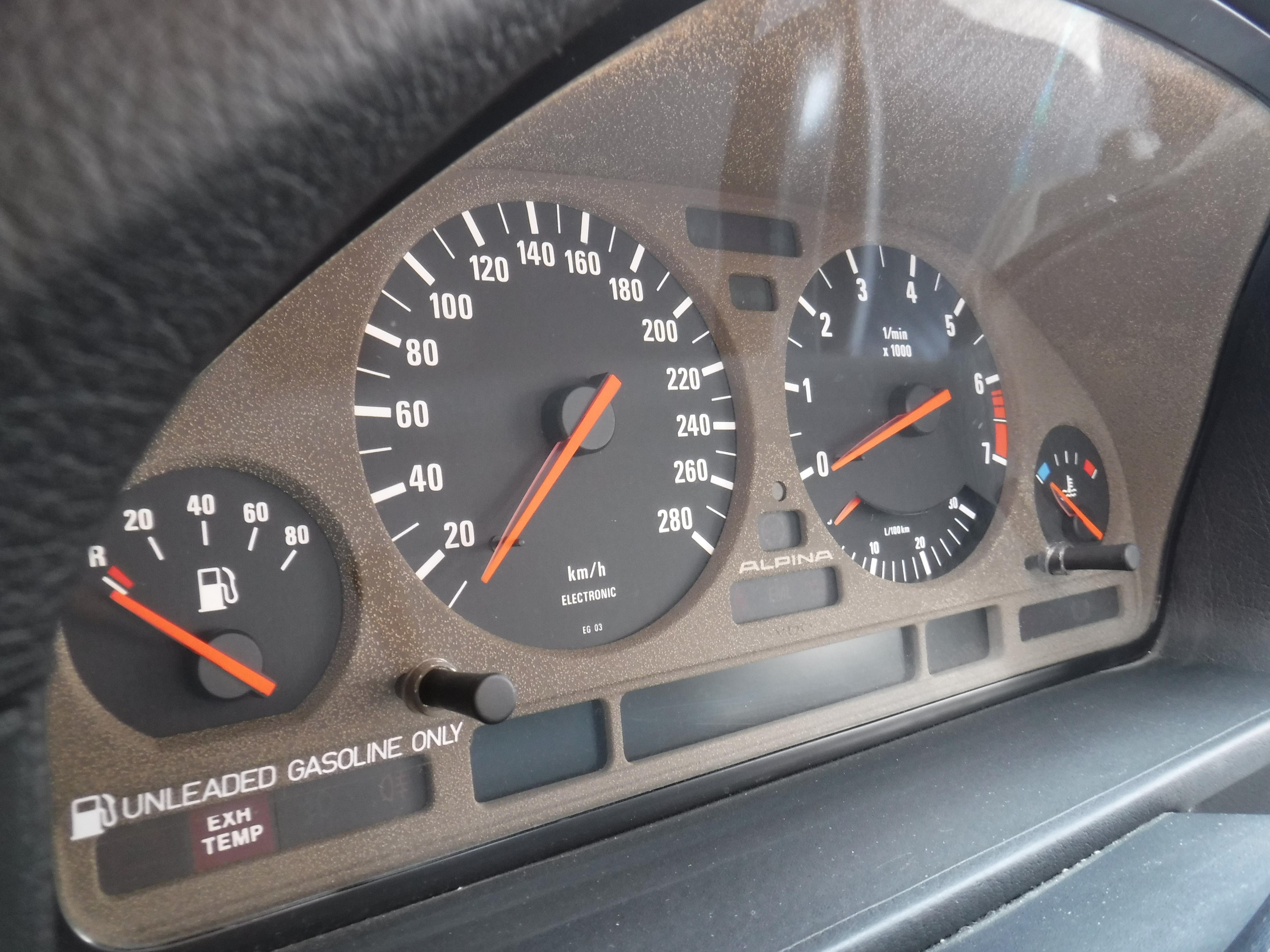 BMW ALPINA E34 B10 3.5
