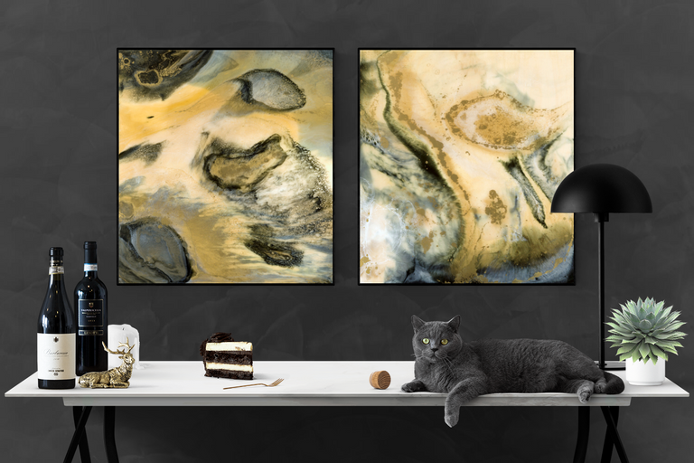 Showstopper   Diptych