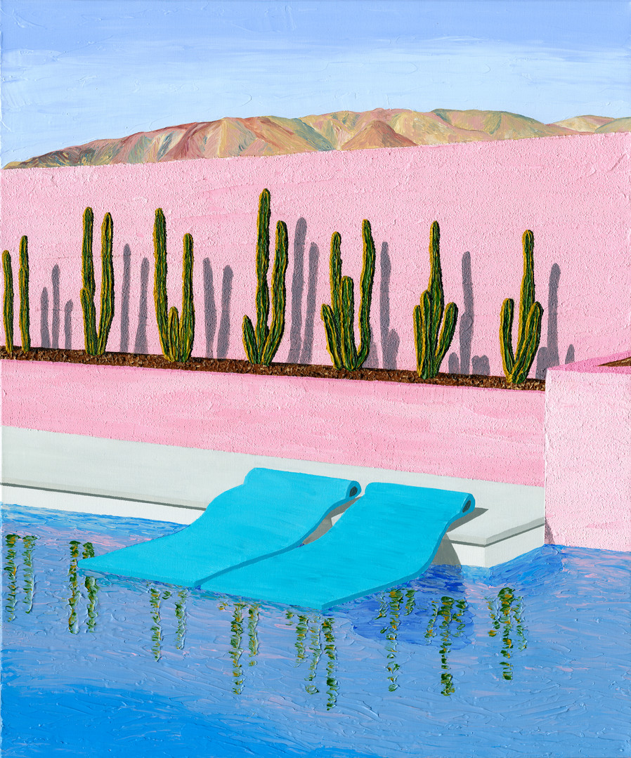 Escape to Palm Springs