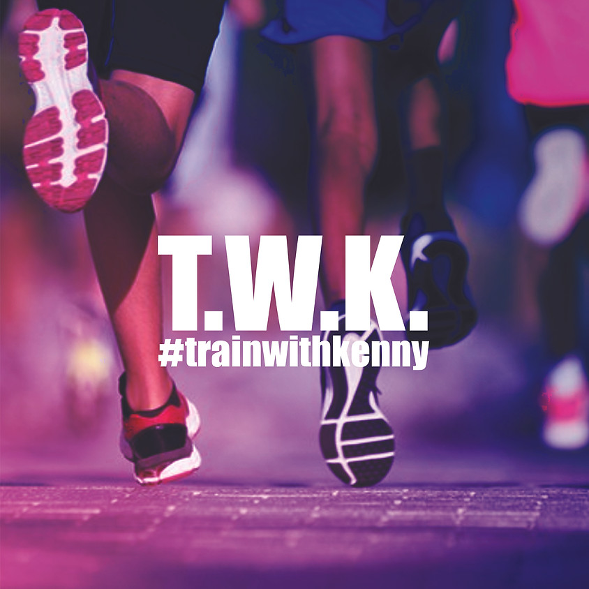 T.W.K. #trainwithkenny