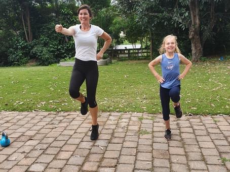 Training with Kids can be Fun, Inspiring & Rewarding