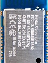 nRF52810 Chip Base Module 양산