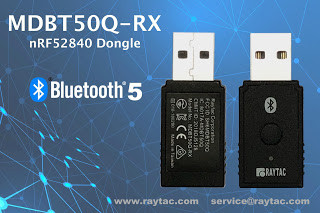 MDBT50Q-RX nRF52840 USB Dongle 출시