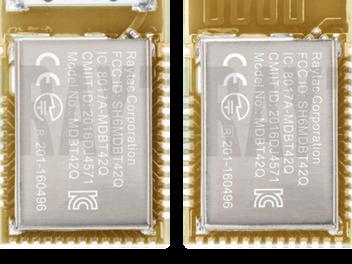 nRF52811 Chip : MDBT42Q-192KL Module 출시