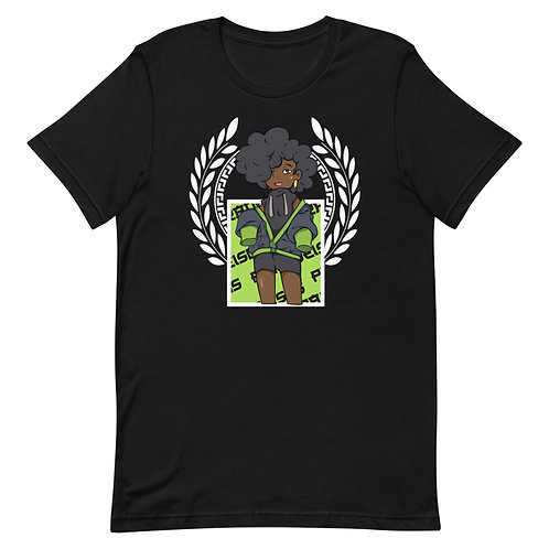 "Paradeisos Black ""Ryan"" Unisex T-Shirt"