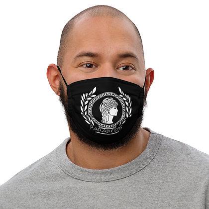 Paradeisos Black Face mask