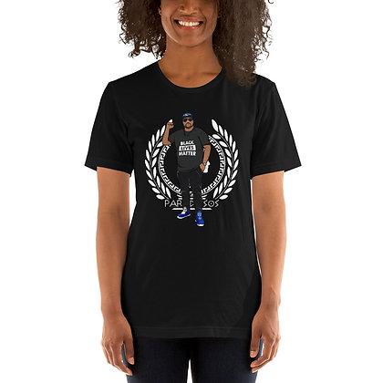 "Paradeisos Black ""Doc"" Unisex T-Shirt"