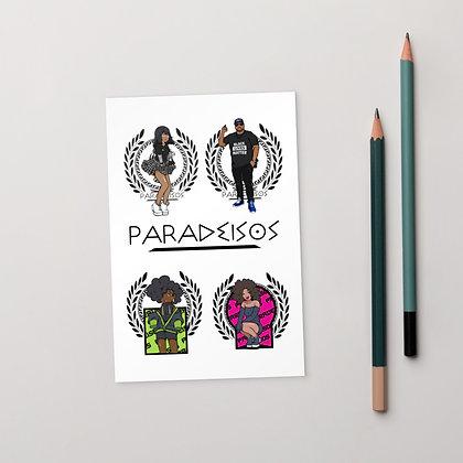 Paradeisos Postcard