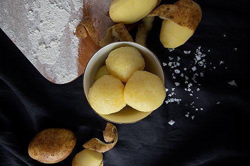 Extra 2 Kartoffelklöße à 120g