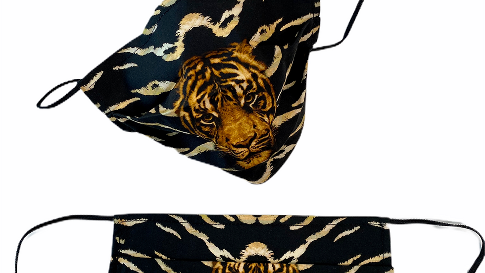 Mascherina tigre