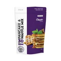 pancake waffle mix protein pandekagmix fra bodylab