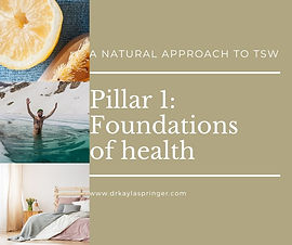 1. Foundations of health