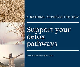 2. How to support Detox pathways