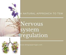3. Stress regulation