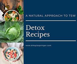 5. Recipes