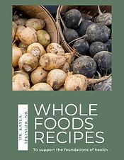 6. Recipes for foundations