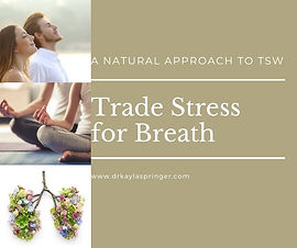 4. Breath and stress