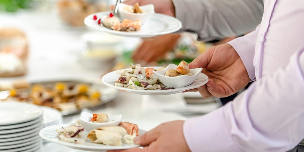 Déjeuner pour les entreprises - Séminaire d'intégration