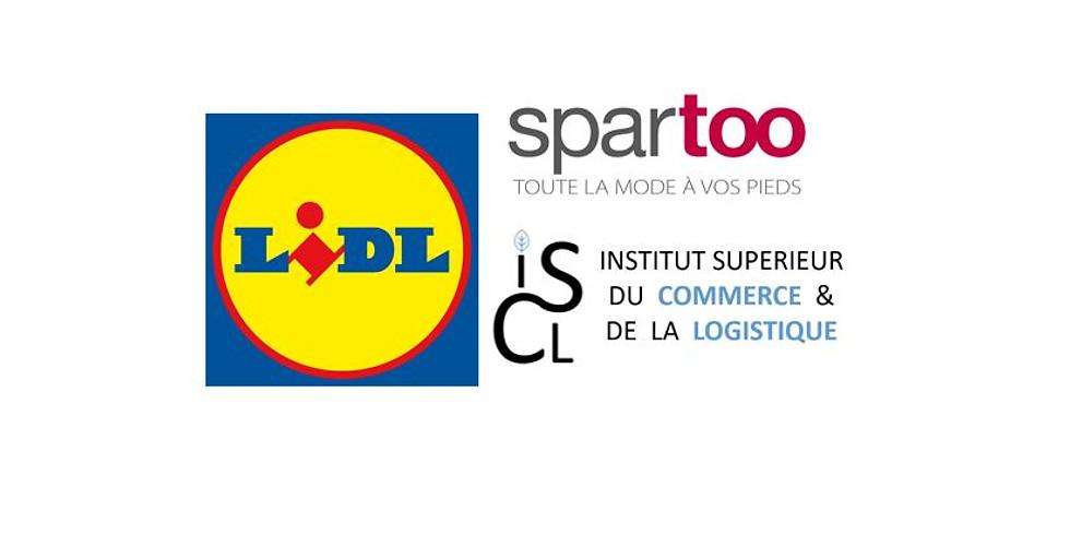 Présentation en partenariat avec LIDL & Spartoo 14h-15h30