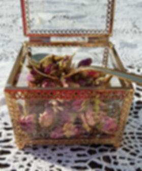 Rosebuds, Tea, Luxury tea