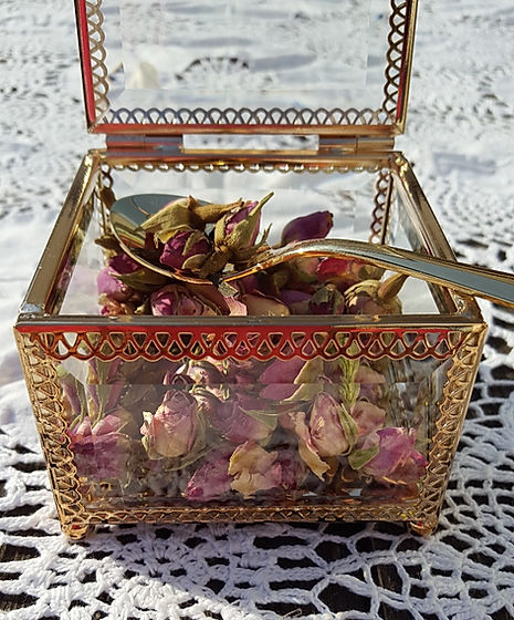 Rosebuds, Tea, Luxury tea