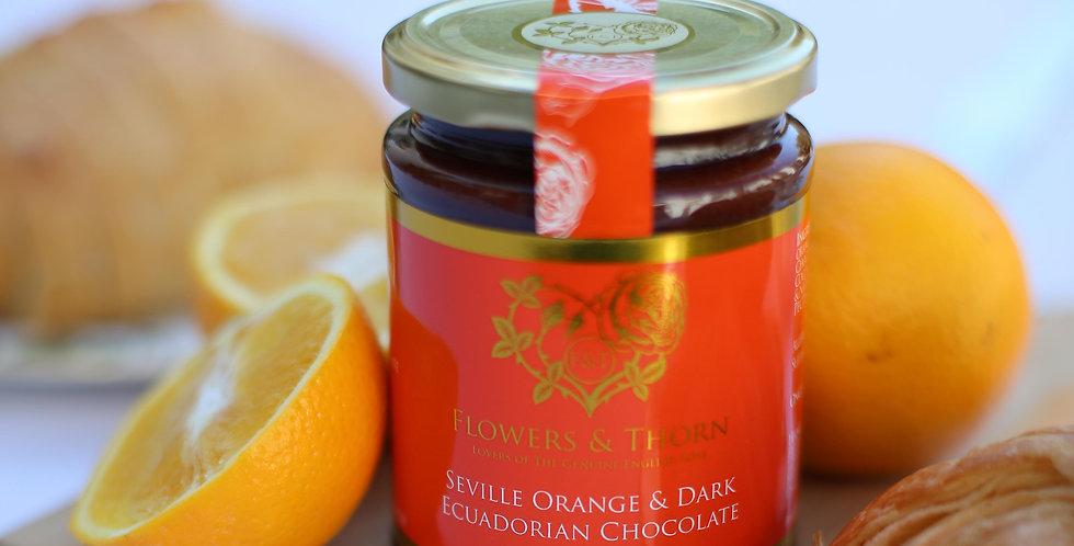 Seville Orange & Dark Ecuadorian Chocolate Marmalade