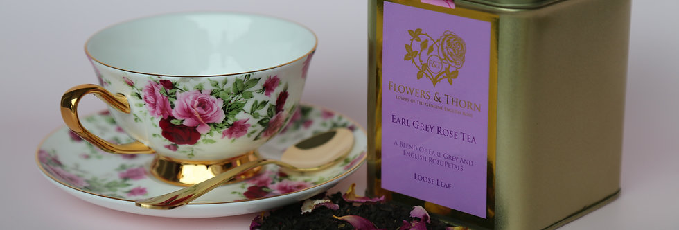 Earl Grey Rose Tea