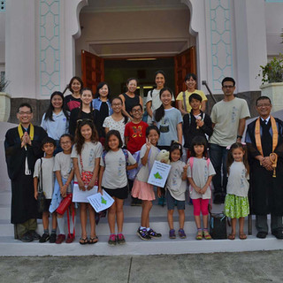 Jodo Mission of Hawaii Sunday Schools from Haleiwa and Honolulu
