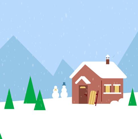 Christmas Scenery - short.mov